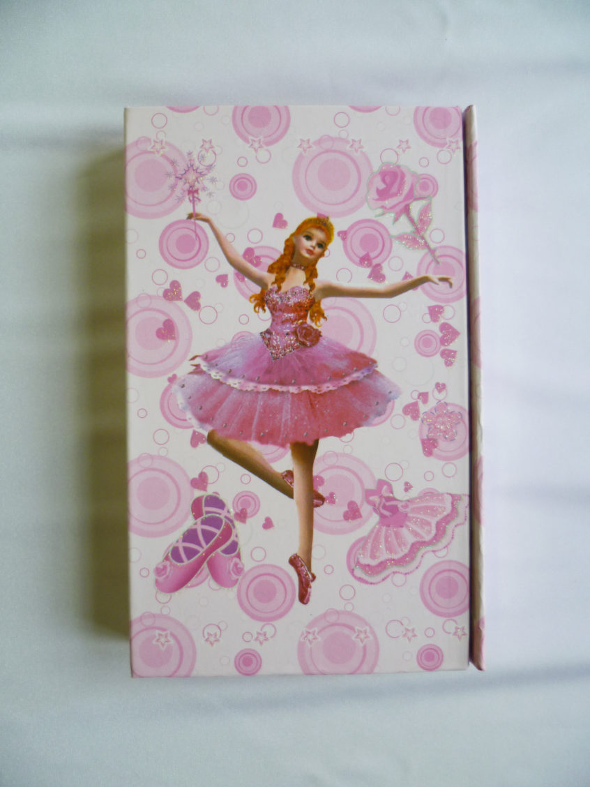 Girls World Organizer Ballerina